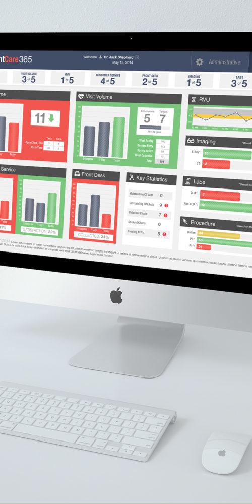 A project in Gareth Botha's UI & UX design portfolio