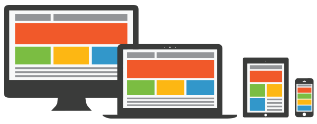 Responsive design in business intelligence apps