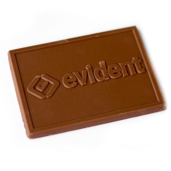 Evident chocolate