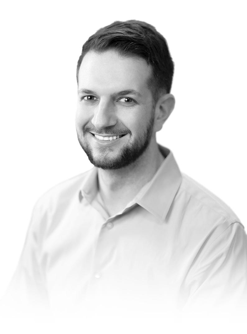 UX Designer Gareth Botha